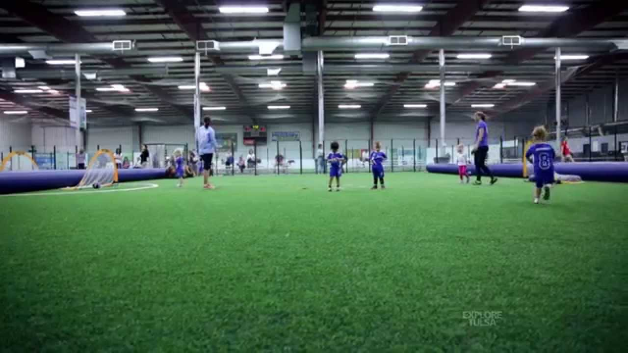 Soccer City Tulsas Exclusive Indoor And Recreation Facility