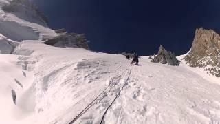 Mont Blanc - climbing Mont Maudit (September 2013)