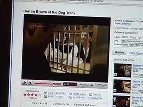 Youtube Derren Brown Russian Scam 105