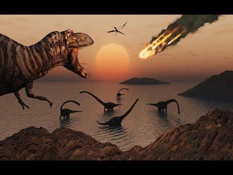 Dinosaures Du Jurassique 3 Lextinction Des
