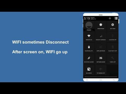 WIFI Connect Reconnect di Android dan masalah wifi di smartphone ...