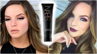 NEW NARS Velvet MATTE Skin Tint! Worth The Money? | Casey Holmes