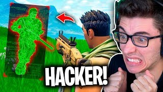 I PRETENDED TO BE A HACKER AND A KID BELIEVED IT! Fortnite: Bataille Royale