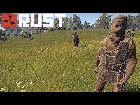 When You Have a Crazy Group of Friends RUST