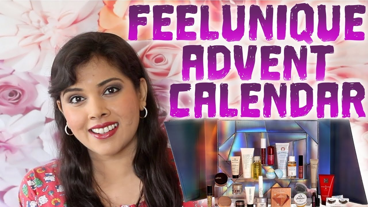 Calendrier Kim Glow.Feelunique Beauty Advent Calendar 2019 Spoilers Contents Worth