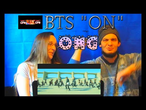 BTS (방탄소년단) ON Kinetic Manifesto Film : Come Prima REACTION