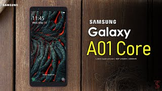 Samsung Galaxy A01 Core Price Official Look Design Specifications Camera Features Youtube