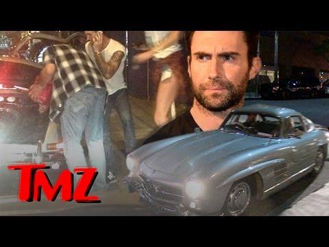 Adam Levine: Marooned In LA! | TMZ