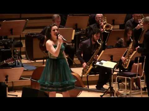 "Irina Sarbu & Big Band-ul Radio -  ""A night in Tunisia""@Sala Radio"