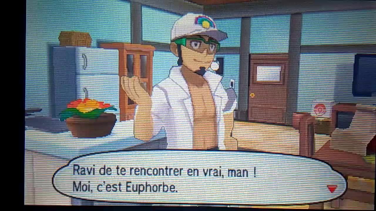 Pokémon Soleil 1 Le Flamiaou Kawaï
