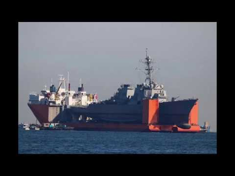 USS Fitzgerald Update 27NOV17 More damage and Problems