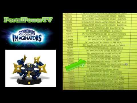 Skylanders Imaginators Appear In Toys R Us Inventory System