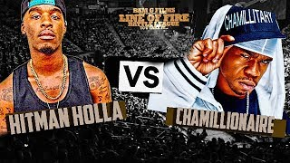 What If Hitman Holla Battled Chamillionaire (who would win?)©