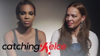 """Catching Kelce"" Ladies Dish on Avery Schlereth's Past 