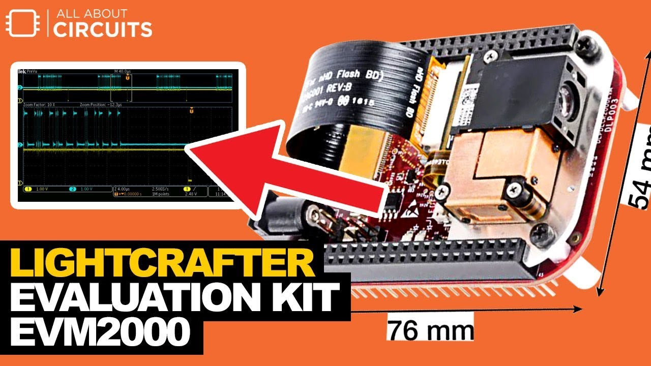 Hardware Assessment: LightCrafter Evaluation Kit for BeagleBoard
