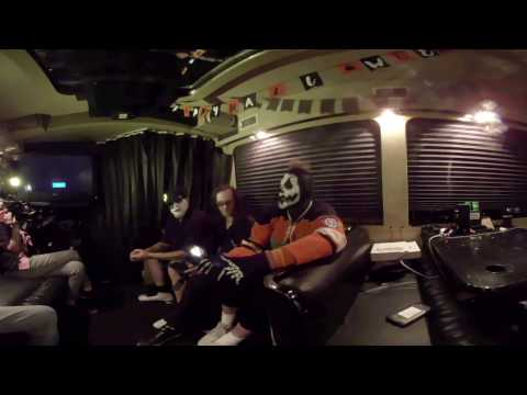 TWIZTID INTERVIEW IN VR 360 BUZZTV