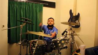 3 Lions - Baddiel, Skinner, and the Lightning Seeds Drum Cover
