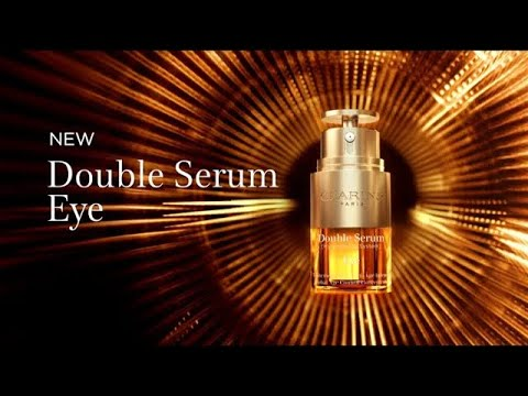 Discover the NEW Double Serum Eye | Clarins