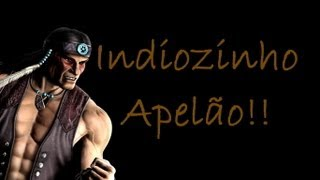 Video Combos Simples de Mortal Kombat 9: Nightwolf download MP3, 3GP, MP4, WEBM, AVI, FLV November 2018