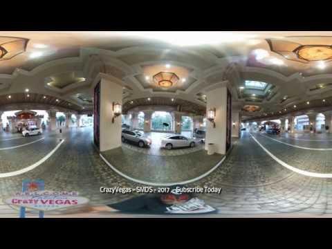 VR 360 Mandalay Bay Shooting  Photo Walk from Luxor Crime Scene Area Las Vegas Tragedy 2017 10 1