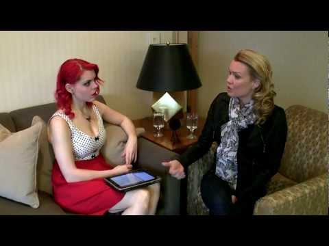 A Chat with Laurie Holden