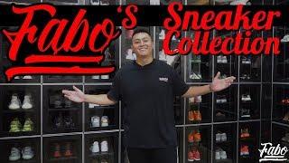 Bộ Sưu Tập Giày Của Fabo Nguyễn/ Fabo Nguyen's Sneaker Collection ( 100+ đôi/ pairs)