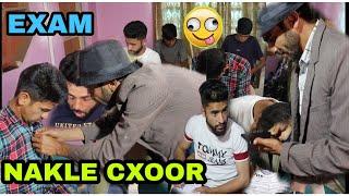 Exam te Nakle Cxoor - Kashmiri Kalkharabs