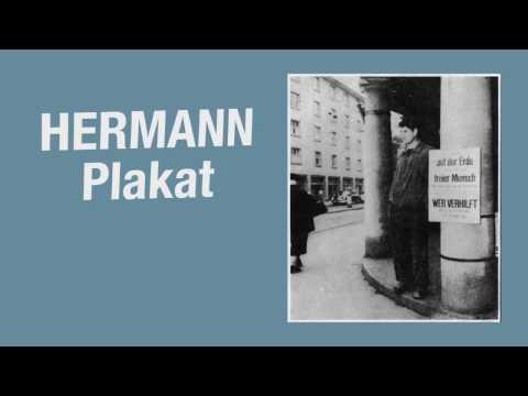 HERMANN - Plakat