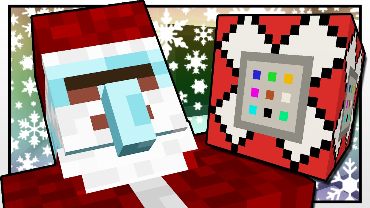 Minecraft | TRAYAURUS' CHRISTMAS COUNTDOWN #2!! | Custom Mod ...