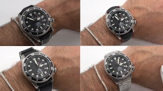 Change-up the Looks of Your New Orient Triton - The Best Dive Watch under $500