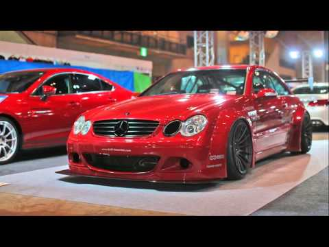 W203 build funnydog tv for Mercedes benz c240 tune up