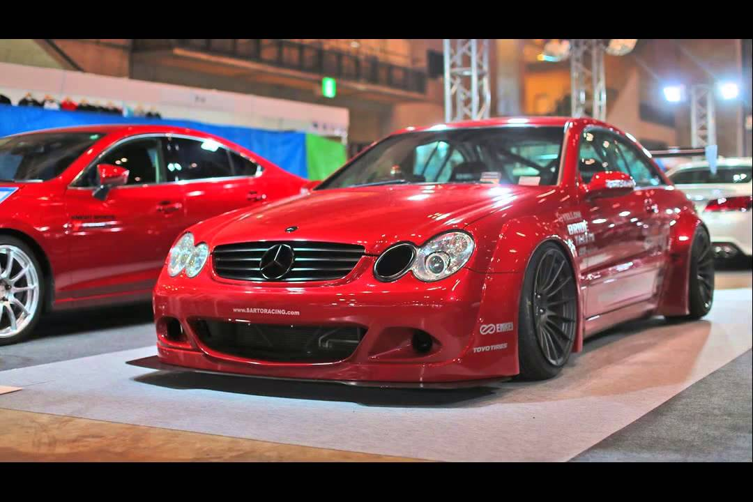 mercedes benz clk c209 a209 tuning cars youtube. Black Bedroom Furniture Sets. Home Design Ideas