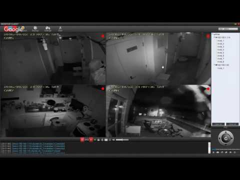 Livew Streaming 4 Cameras, while Sleeping for a few hours. LIVE NOW..