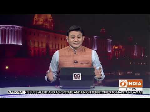 All preparations in place for the poll counting day | Newsnight | DD India | 22.05.2019