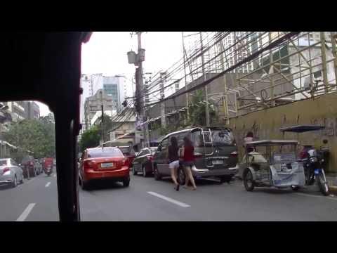 Manila Police Take Me Away... - Philippines Fun