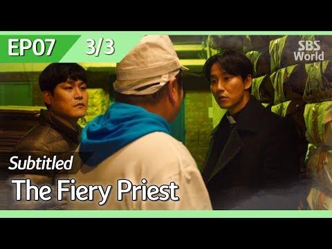 [CC/FULL] The Fiery Priest EP07 (3/3)   열혈사제