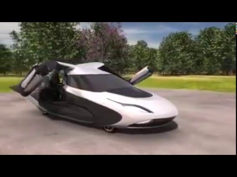 New Unbelievable Flying Car - 2015