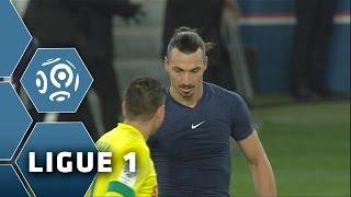 Paris Saint-Germain - FC Nantes (2-1)  - Résumé - (PSG - FCN) / 2014-15