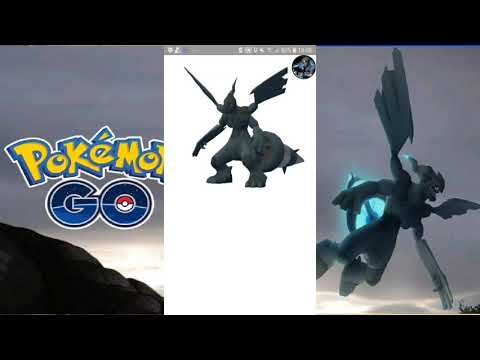 Zekrom pokemon (drawing and digital coloring) - YouTube | 360x480