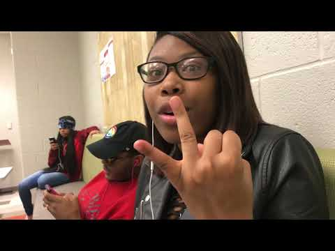 VLOG: A DAY AT BANNEKER!!!