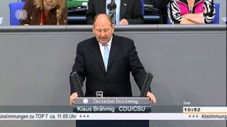 Brähmig (CDU): Koalition hat in Erhalt u. Pflege des deutschen Kulturguts im östl. Europa investiert