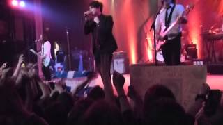Gerard Way in Montreal |Hesitant Alien Tour (Part 1) Mp3