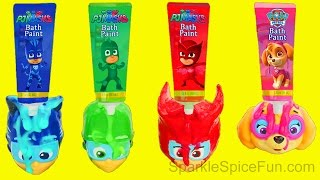 Best Learning Colors Video for Children Wrong heads on PJ Masks Kids Surprise Toys Fun & Creative