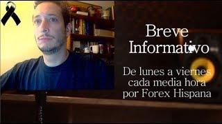 Breve Informativo - Noticias Forex del 5 de Septiembre 2018