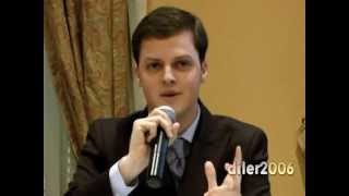 Príncipe D. Rafael - XXII Encontro Monárquico (30/06/2012)