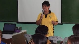 Family Planning Seminar (Filipino Language)  - Part 1/3
