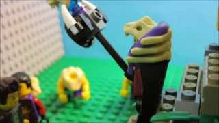 Lego Ninjago The Tournament of Elements Episode 3: The Ceremony
