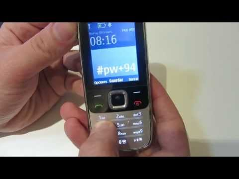 How To Unlock Nokia 2700C ?