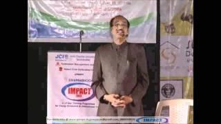 كيفية الحصول على Succeess من قبل د. ب V Pattabhi Ram غارو في الأثر 2012 حيدر أباد