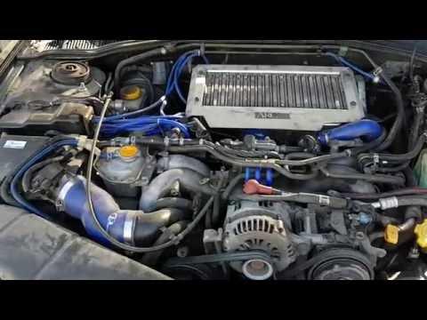 Subaru Legacy B4 BE5 EJ208